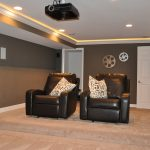 Basement Remodel by BN Builders