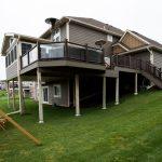 Deck by BN Builders