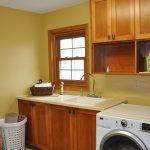 Utility Room Remodel by BN Builders