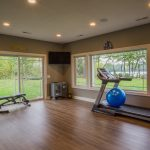 Home Gym remodeling by BN Builders